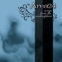Area 24 - Songs From The Undersphere CD