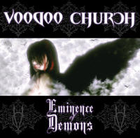 Voodoo Church - Eminence Of Demons CD
