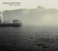 Subaudition - Light On The Path CD