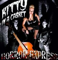 Kitty In A Casket - Horror Express LP