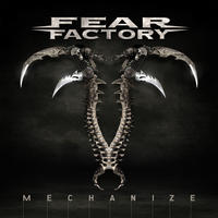 Fear Factory - Mechanize CD