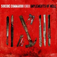 Suicide Commando - Implements Of Hell CD