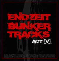 Various - Endzeit Bunkertracks Vol. 5 4CD