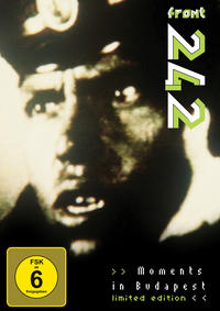 Front 242 - Moments In Budapest (Limited Edition) DVD