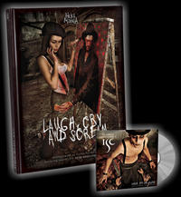 Heilemania - Laugh, Cry And Scream Book + CD