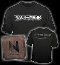Nachtmahr - Semper Fidelis (Collector's Edition) Set