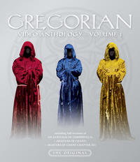 Gregorian - Video Anthology Vol. 1 Blu-ray disc
