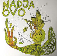 Nadja/Ovo - Life And Death Of A Wasp CD