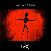 Diary Of Dreams - Ego:X CD