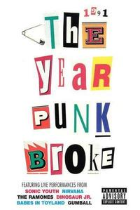 Sonic Youth - 1991: The Year Punk Broke DVD