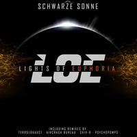 Lights Of Euphoria - Schwarze Sonne MCD