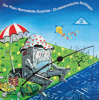 Der Plan - Normalette Surprise (Re-Release) CD
