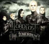 Lord Of The Lost - Die Tomorrow CD