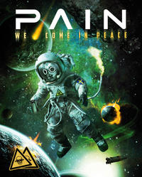 Pain - We Come In Peace Blu-ray disc + 2CD