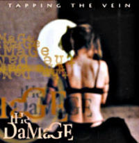 Tapping In Vein - The Damage CD