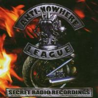 Anti Nowhere League - Secret Radio Recordings CD