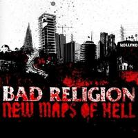 Bad Religion - New Maps Of Hell CD