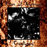 Clan Of Xymox - Creatures CD