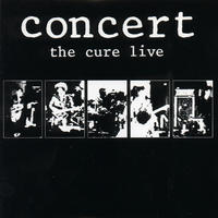 The Cure - Concert CD