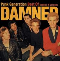 The Damned - Best Of: Oddities & Versions CD