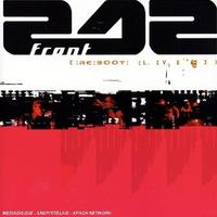 Front 242 - Re:Boot '98 - Live CD