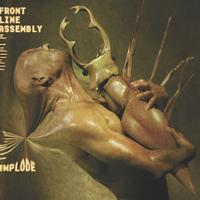 Front Line Assembly - Implode CD