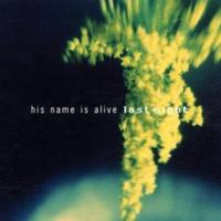 His Name Is Alive - Last Night CD
