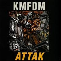 KMFDM - Attak CD