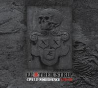 Leaether Strip - Civil Disobedience (Limited Edition) 3CD
