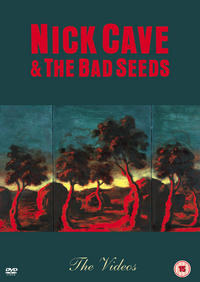 Nick Cave & The Bad Seeds - The Videos DVD