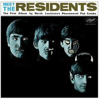 The Residents - Meet The Residents CD