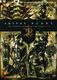 Skinny Puppy - The Greater Wrong Of The Right Live DVD