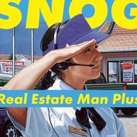 Snog - Real Estate Man Plus CD