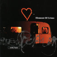 Element Of Crime - Weisses Papier CD