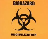 Biohazard - Uncivilization CD