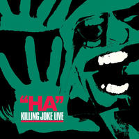 Killing Joke - Ha! Live CD