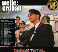 Welle: Erdball - Chaos Total (Limited Edition) CD + DVD