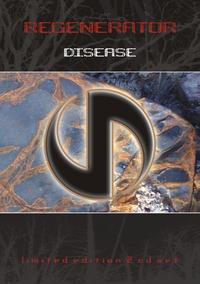 Regenerator - Disease (Limited Edition) 2CD