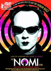 Klaus Nomi - The Nomi Song DVD