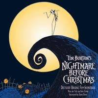 Film Soundtracks - The Nightmare Before Christmas CD