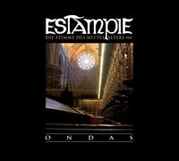 Estampie - Ondas CD