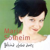 Maria Solheim - Behind Closed Doors CD
