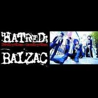 Balzac - Hatred: Destruction = Construction CD