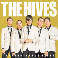 The Hives - Tyrannosaurus Hives CD