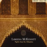 Loreena McKennitt - Nights From Alhambra CD + DVD