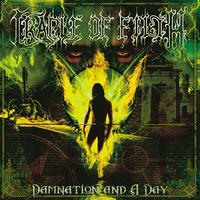 Cradle Of Filth - Damnation And Day CD