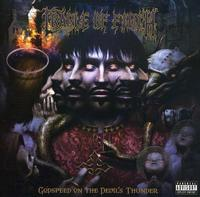 Cradle Of Filth - Godspeed On The Devil's Thunder CD