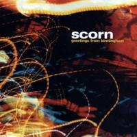 Scorn - Greetings From Birmingham CD