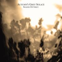Autumn's Grey Solace - Shades Of Grey CD