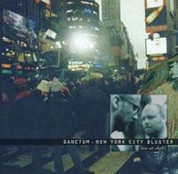Sanctum - New York City Bluster CD